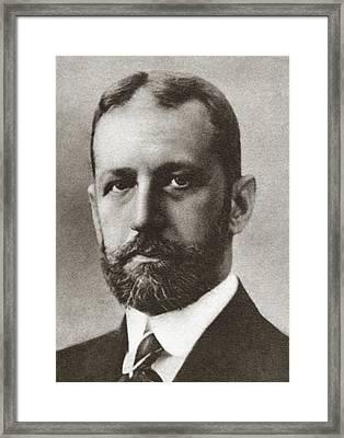 Mario Garc�a Menocal (1866-1941) Framed Print by Granger