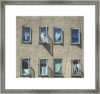 Framed Print featuring the photograph Marionette  by Kandy Hurley