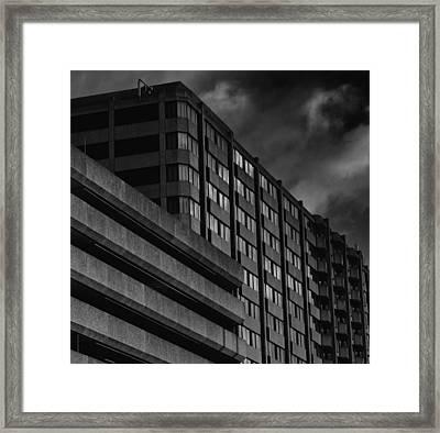 Mariott Framed Print by Andrew Menzies