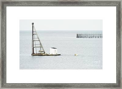 Maritime Dreams... Framed Print by Nina Stavlund