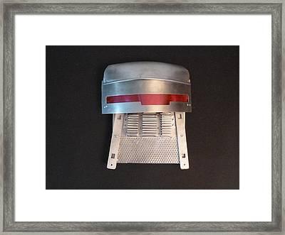 Mark 1 Framed Print by April Davis