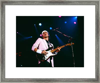 Mark Knopfler 1 Framed Print