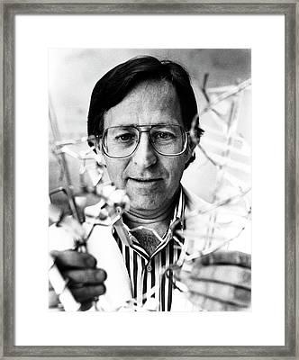 Mark Ptashne Framed Print