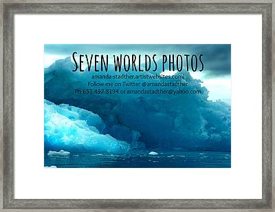Marketing Only Not For Sale Framed Print