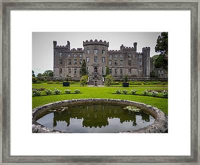 Markree Castle In Ireland's County Sligo Framed Print