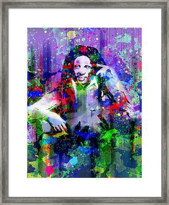 Marley 11 Framed Print