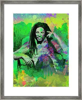 Marley 12 Framed Print