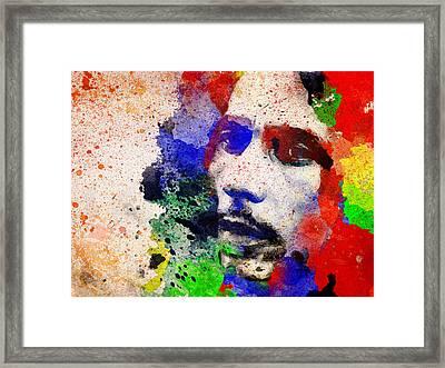 Marley 3 Framed Print