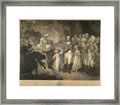 Marquess Cornwallis Framed Print by British Library