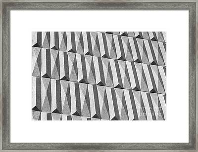 Marquette University Patterns Framed Print by University Icons