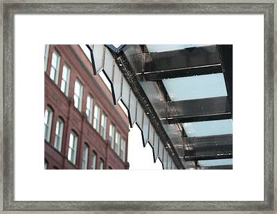 Marquis Framed Print by Barbara Bardzik