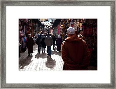Marrakesh Framed Print by Daniel Kocian