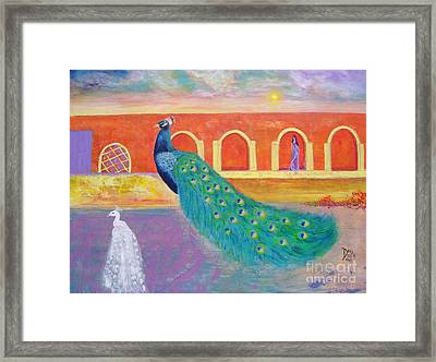 Marrakesh Dreams  Framed Print