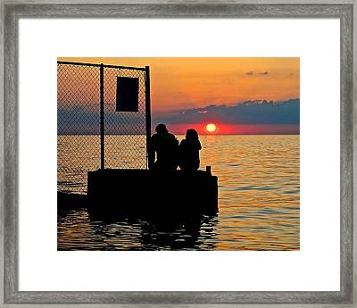 Marry Me Framed Print by Frozen in Time Fine Art Photography