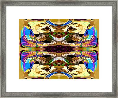 Marry Our Horizons 2013 Framed Print by James Warren