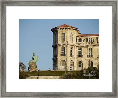 Marseille, France Framed Print by Adam Sylvester