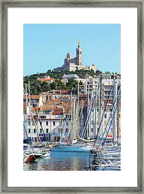 Marseille, Provence-alpes-cote Dazur Framed Print