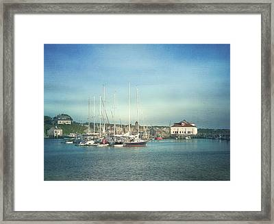 Marthas Vineyard Framed Print