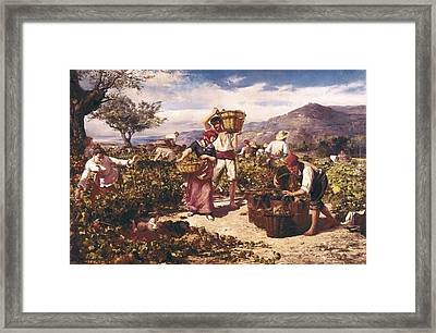 Marti I Aguilo, Ricard 1868-1936. The Framed Print by Everett