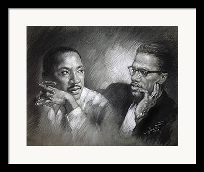 Civil Rights Framed Prints
