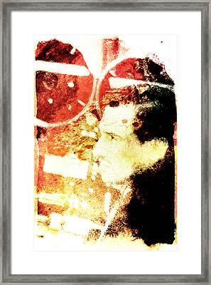 Martin's Debut Framed Print by Andrea Barbieri