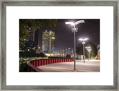 Marvellous Melbourne IIi  Framed Print by Casey Grant