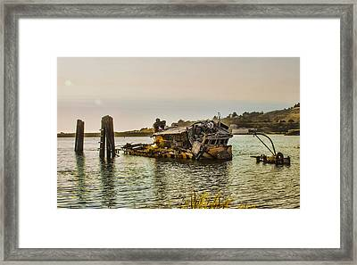 Mary D. Hume Framed Print