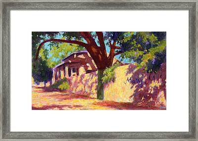 Mary Mahoney's Framed Print
