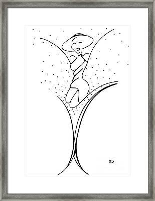Mary Mcintyre Framed Print