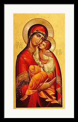 Byzantine Photographs Framed Prints