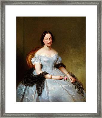 Mary Wollstonecraft Shelley Framed Print