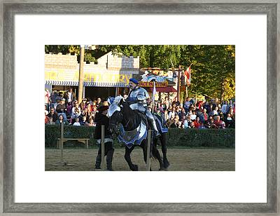 Maryland Renaissance Festival - Jousting And Sword Fighting - 121232 Framed Print by DC Photographer