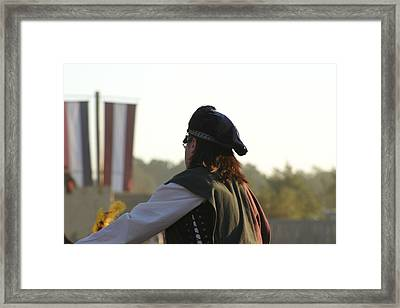 Maryland Renaissance Festival - Jousting And Sword Fighting - 121265 Framed Print by DC Photographer