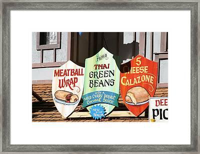 Maryland Renaissance Festival - Merchants - 121227 Framed Print by DC Photographer