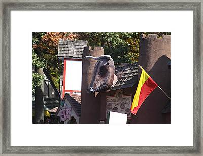Maryland Renaissance Festival - Merchants - 121251 Framed Print by DC Photographer