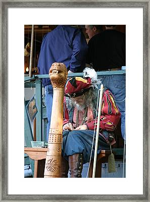 Maryland Renaissance Festival - Merchants - 121256 Framed Print by DC Photographer