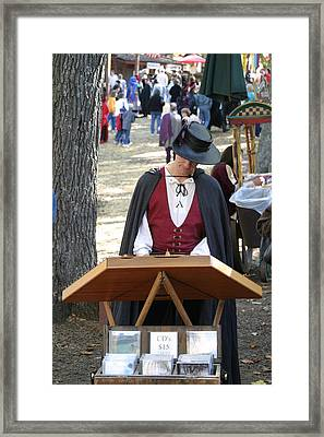 Maryland Renaissance Festival - Merchants - 12126 Framed Print by DC Photographer