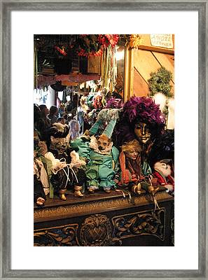 Maryland Renaissance Festival - Merchants - 121260 Framed Print by DC Photographer