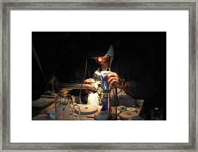Maryland Renaissance Festival - Merchants - 121277 Framed Print by DC Photographer