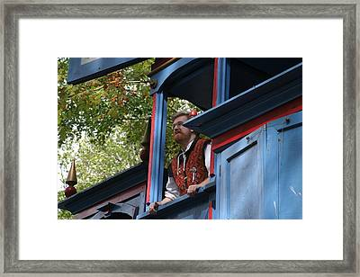 Maryland Renaissance Festival - Mike Rose - 12124 Framed Print