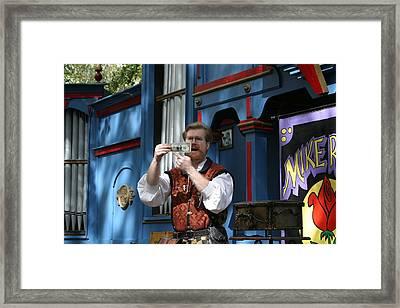 Maryland Renaissance Festival - Mike Rose - 12125 Framed Print