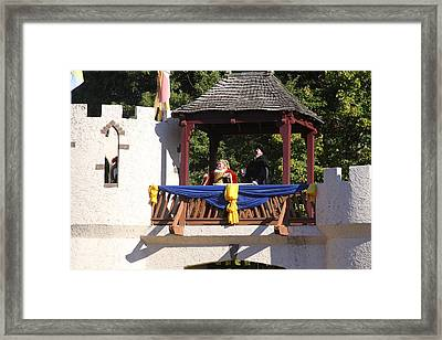 Maryland Renaissance Festival - Open Ceremony - 12125 Framed Print by DC Photographer