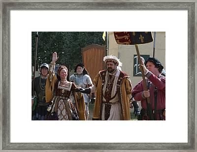 Maryland Renaissance Festival - People - 1212119 Framed Print