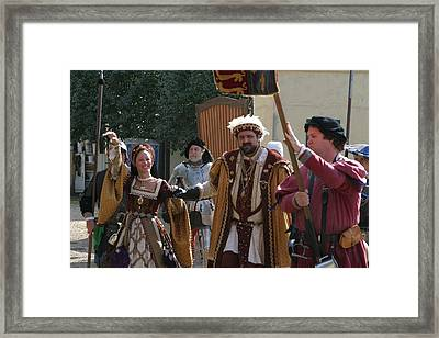 Maryland Renaissance Festival - People - 1212120 Framed Print by DC Photographer