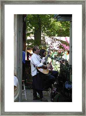 Maryland Renaissance Festival - People - 121216 Framed Print by DC Photographer