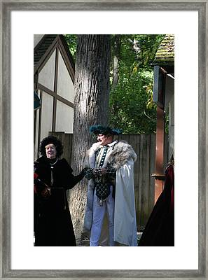 Maryland Renaissance Festival - People - 121223 Framed Print