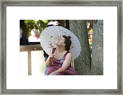 Maryland Renaissance Festival - People - 121273 Framed Print by DC Photographer