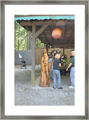 Maryland Renaissance Festival - People - 121275 Framed Print