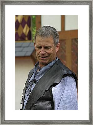 Maryland Renaissance Festival - Puke N Snot - 121216 Framed Print