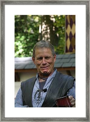 Maryland Renaissance Festival - Puke N Snot - 121223 Framed Print by DC Photographer